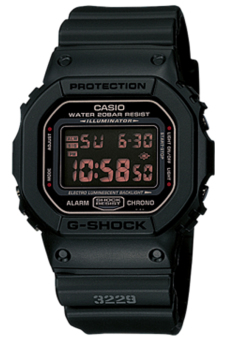 Casio G-Shock DW-5600MS-1 Black Price Philippines