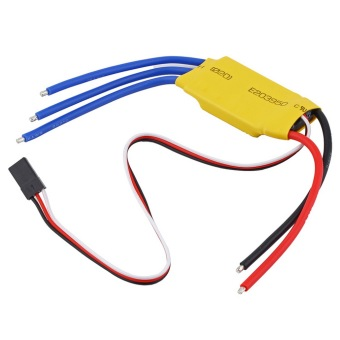 30A Brushless Motor Speed Controller RC BEC ESC T-rex 450 V2 Helicopter Boat Price Philippines