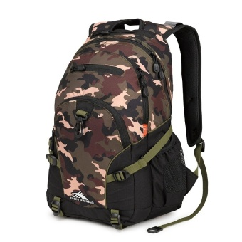 High Sierra Loop Backpack (Whamo Camouflage/Black/Moss) Price Philippines