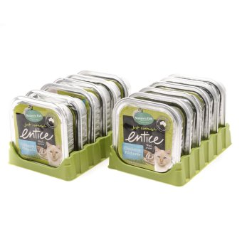 Natures Gift Entice Chicken & Pilchards Tray Wet Cat Food 100g ( 12 pcs / box) Price Philippines