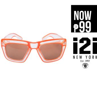 i2i New York Aqua Sunglasses (Orange) Price Philippines