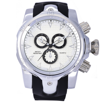 Harga You Are My Sunshine 13 Unisex Sport Wrist Watch White - Intl