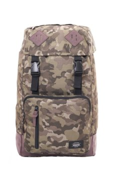 American Tourister MOD Laptop Rucksack Backpack (Camouflage) Price Philippines