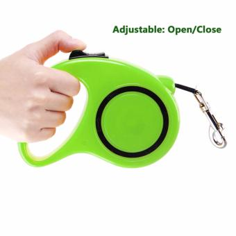 Harga Flexi Explore Retractable Dog Leash Green