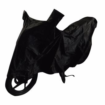 Harga Motorcycle cover (Black) 150cc and up