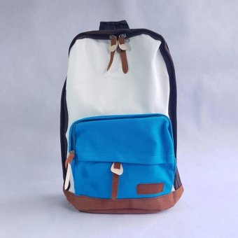 Harga Casual Unisex Men Women Backpack / GGB008 PIERSON