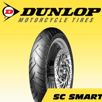 Dunlop SC Smart 110/90-12 64L Tubeless Motorcycle Tires