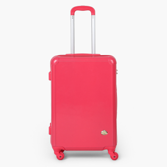 Harga Travel Basic Kaden Medium Hard Suitcase (Pink)