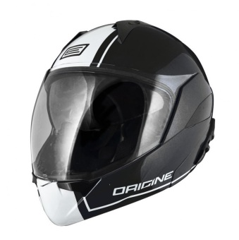 Harga Origine Italy Modular 00057 Riviera Dandy Nero Opaco Helmet (2016 Collection)