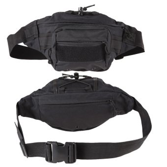 Bang Black Outdoor Military Tactical Waist Pack Shoulder Bag Mollecamping Pouch - intl Price Philippines