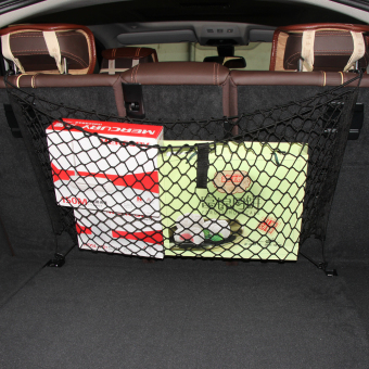 Car Backseat Hammock Style Cargo Net Fit Ford Focus Kuga Ecosport Mondeo - Intl