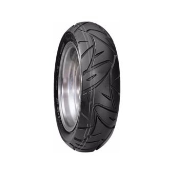 DURO 120/70-12 Scooter Tire HF1017 56M Tubeless/Tube Type