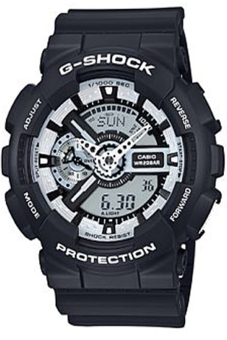 Casio G-Shock GA-110BW-1A Black Price Philippines