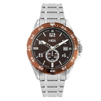 Hea Inox Men's Brown Stainless Steel Watch Kha2070-1110 Price Philippines
