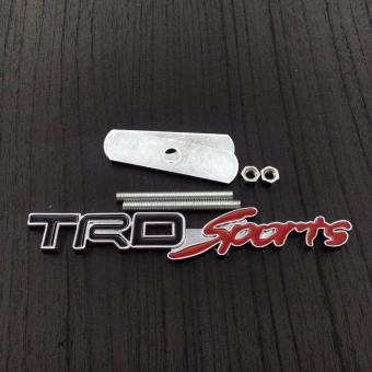 TRD Sports Black Grill Emblem Price Philippines