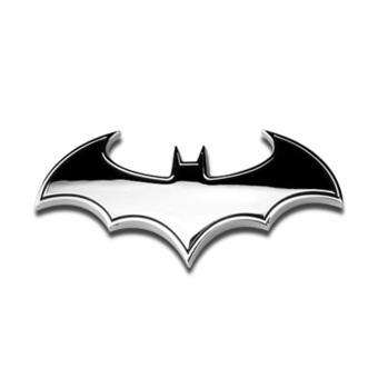 OH 3D Cool Metal Bat Auto Logo Car Styling Car Stickers Metal Badge Emblem Price Philippines