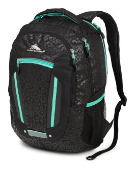 Harga High Sierra Modi Backpack (Chic Leopard/Black/Aquamarine)