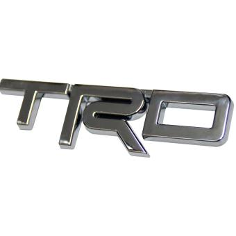 TRD Logo Trunk Emblem for Toyota Car Price Philippines
