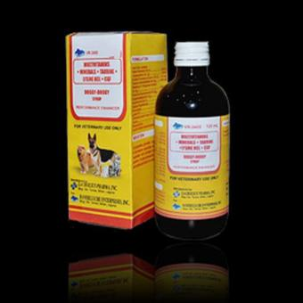 Doggy Doggy Multivitamin Syrup For Dogs/Cats 60ml Set of 2 Bottles Price Philippines