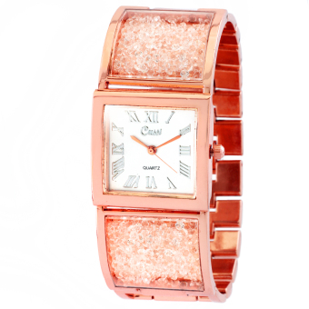 Cussi Alva Stainless Strap Watch (Rose Gold) Price Philippines