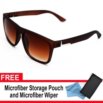 Iwear Collection Fashion Eyewear 927-24 (Brown Lens) with FREE Microfiber Storage Pouch and Microfiber Wiper Price Philippines