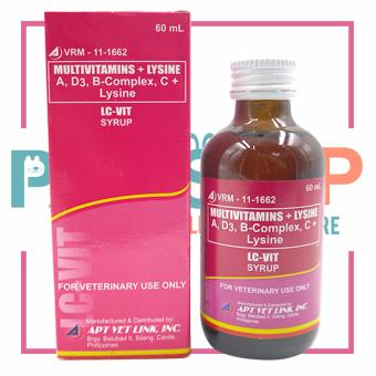 Paws Up LC Vit Multivitamins syrup Price Philippines