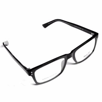 Harga 2014 Anti Stress And Fatigue Non Prescription Eye Glasses (Black)