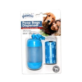 Pawise Poop Bag Dispenser (Blue) Price Philippines