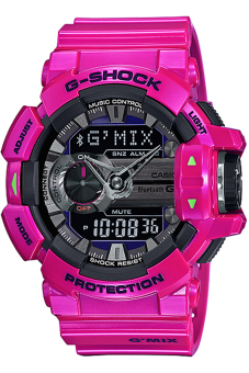 Casio G-Shock GBA-400-4C Pink Price Philippines