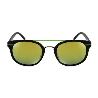 Maldives 1808-G Zara Clayton Retro Style Sunglasses (Moss/Matte Black) Price Philippines