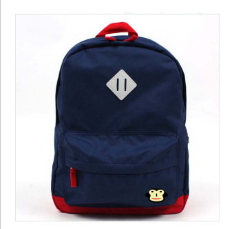 Kids Backpack Child Bag Middle Size (Color : Navy Blue; Suitable for : 4 To 6 Years Old) Price Philippines