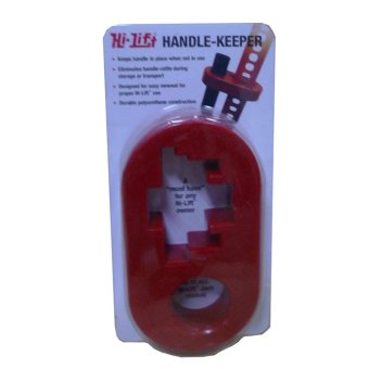 HI-LIFT Handle Keeper (RED) Price Philippines