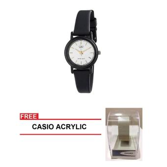 Casio Classic Series Women Black Resin StrapWatch LQ-139EMV-7ALDF (FREE CASIO ACRYLIC) Price Philippines