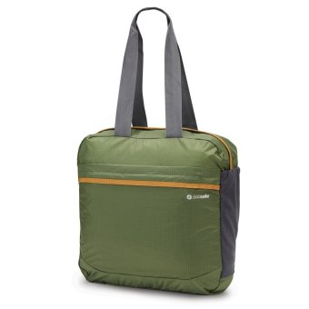 Pacsafe Pouchsafe PX25 Tote Bag Olive/Khaki Price Philippines