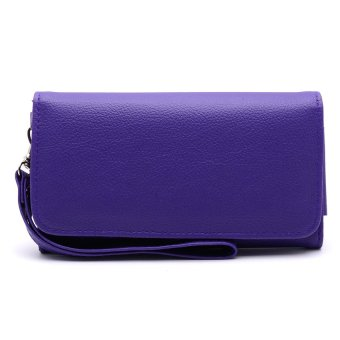 Harga Le Organize El Cellphone Wallet Single (Purple)