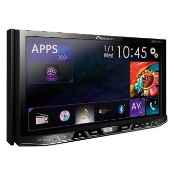 Harga Pioneer AVH-8650 BT Car Stereo (Black)