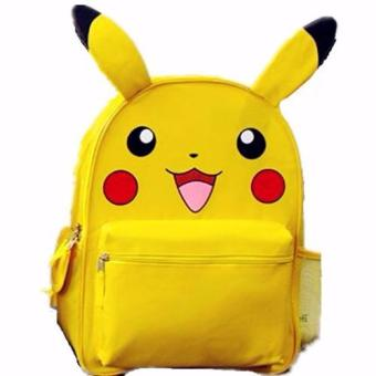 Harga Bioworld Nintendo Pokemon Pikachu Backpack