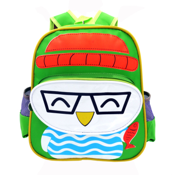 Harga HAPPY KIDS 3009 Evan Boy Kids Backpack Outdoor Bag (Green)