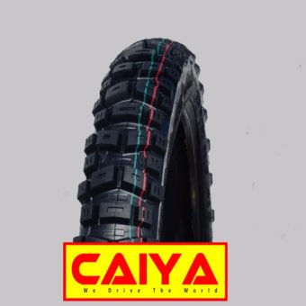 Caiya Motorcross Tire 2.50x17 with free tube(2.50x17)