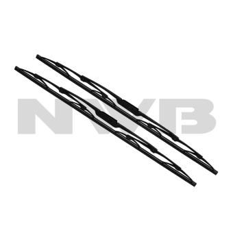 NWB AQUA Wiper Blade for Toyota Avanza 2009-2015 - (SET) Price Philippines