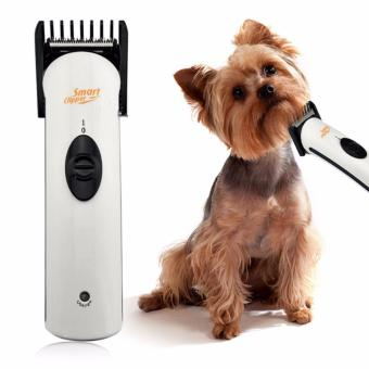 Harga Electric Pet Dog/Cat Hair Trimmer Cordless Hair Clipper Grooming Haircut Machine