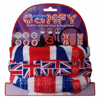 Harga Oxford NW120 Comfy Union Jack 3-Pack