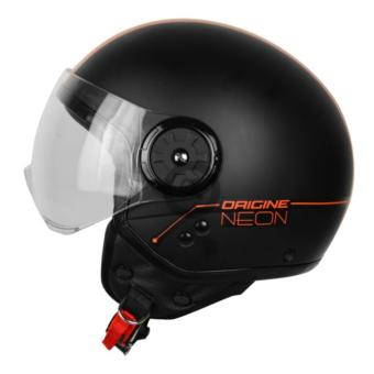 Harga ORIGINE 00093 Neon Street Matte Orange Open Face Helmet (2017 Collection) - LARGE