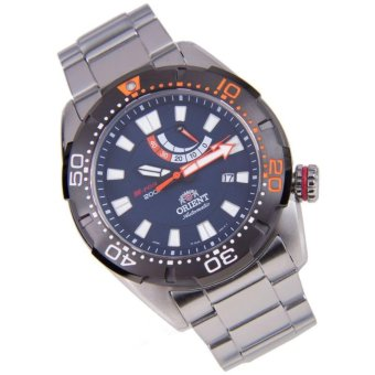 Harga Orient Automatiic M-Force Stainless Watch SEL0A002D0