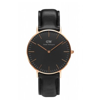 DW Daniel Wellington Classic Black 36mm Rosegold Women's Watch Price Philippines
