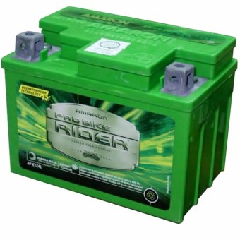 Harga AMARON Pro Bike Rider AP-ETZ4L (MF4L-B) Motorcycle Battery Maintenance Free
