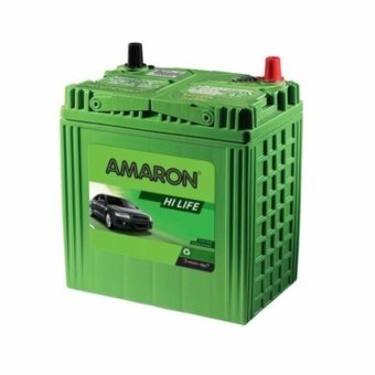 Harga Amaron Hi Life 42B20Reverse (NS40) Base Hold Automotive Car Battery