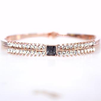 Athena & Co. Harlow Bangle (Rose Gold) Price Philippines