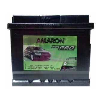 Harga AMARON Hi-Life Pro Din 45 Din 44 Maintenance Free Car Battery