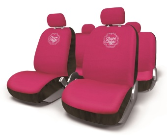 Chupa Chups Seat Covers CHP1400PK (Pink) Price Philippines